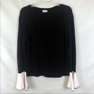 🎉 Pixley Stitch Fix Bell Sleeve Sweater Size M